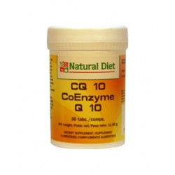 Natural Diet Coenzym Q10